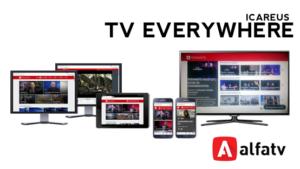 AlfaTV ja Icareus TV Everywhere