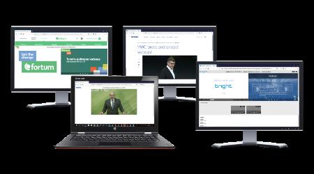 Webinar ja Webcasting