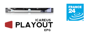 Icareus Playout EPG generator server