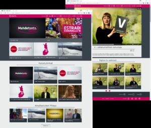 Icareus Enterprise Video Digita portaali