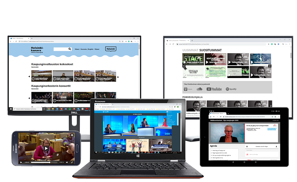 Icareus Enterprise Video Solution